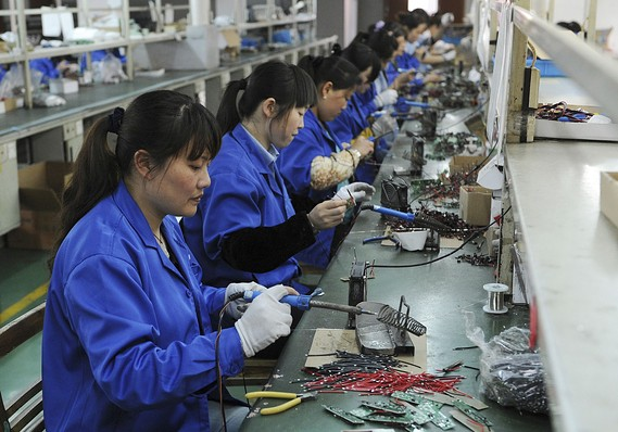 apple manufacturing in china essay The global operations of apple, inc it can buy raw manufacturing materials in bulk one of the latest markets apple entered with its smartphone was china.