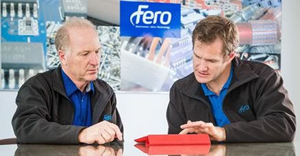 Greg and Sam Fulton | Directors at Fero