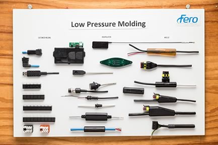 Low-Pressure Injection Molding Solutions from Fero