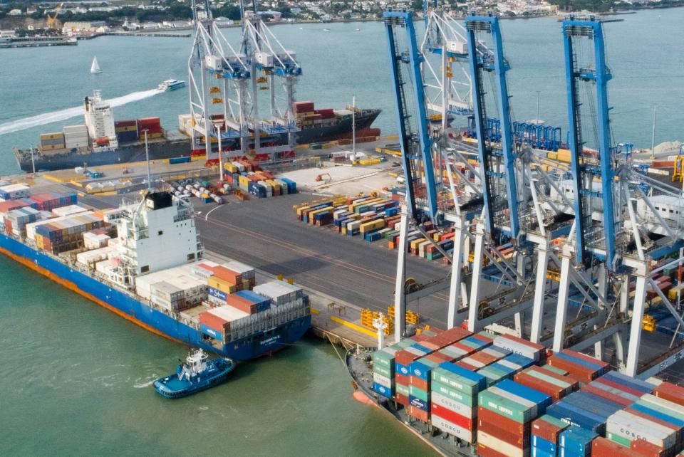 Auckland Ports